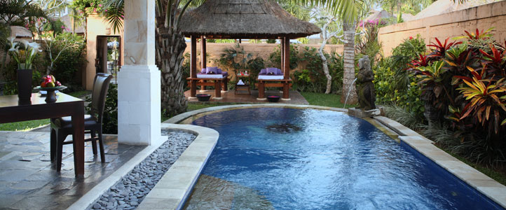 Bali Furama Xclusive Honeymoon - Private Pool Deluxe Villa