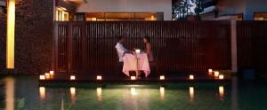 Bali-Furama-Xclusive-Honeymoon-Romantic-Candle-Light-Dinner