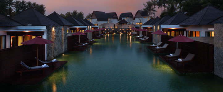 Bali Furama Xclusive Honeymoon - Villa Lagoon Pool
