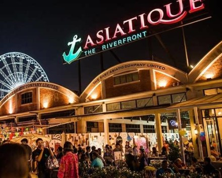 Bangkok Shopping Freak - Asiatique Riverfront Bangkok