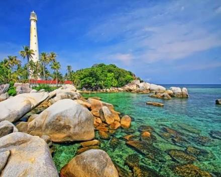 Enjoy Belitung Tour - Pulau Lengkuas