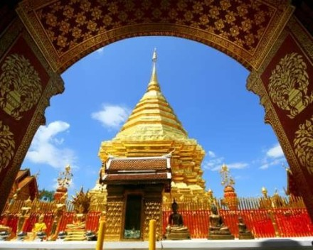 Leisure Chiang Mai Tour - Doi Suthep Temple