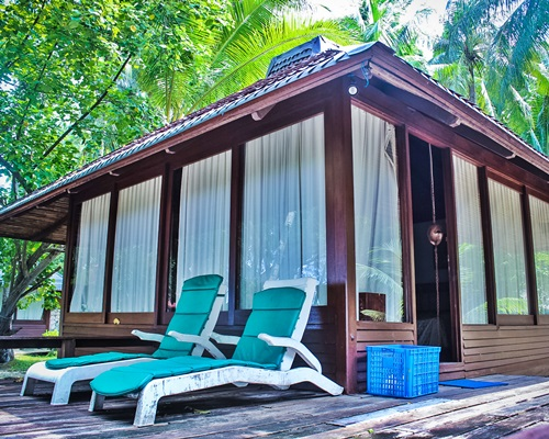 Pulau Pantara Marine Resort - Cottage Bungalow