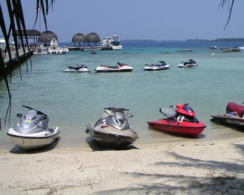 Pulau Pantara Marine Resort - Watersport