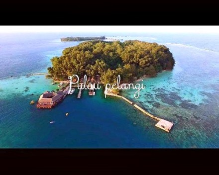 Pulau Pelangi Natural Splendor - Resort
