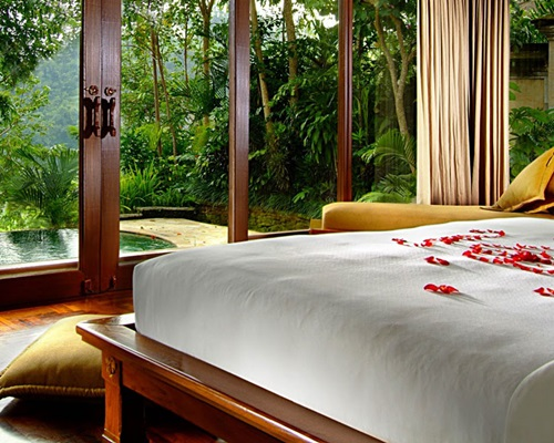 Bali Royal Pita Maha Honeymoon Villa Endangered Indonesia