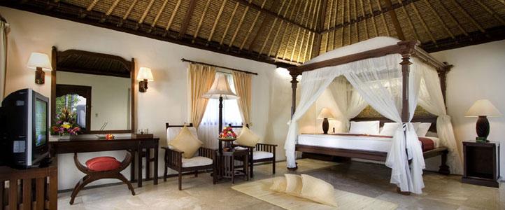 Bali Kamandalu Honeymoon Villa - Garden Viila Interior