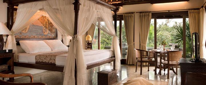 Bali Kamandalu Honeymoon Villa - Pool Villa Room