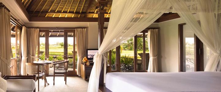 Bali Kamandalu Honeymoon Villa - Ubud Chalet Exterior
