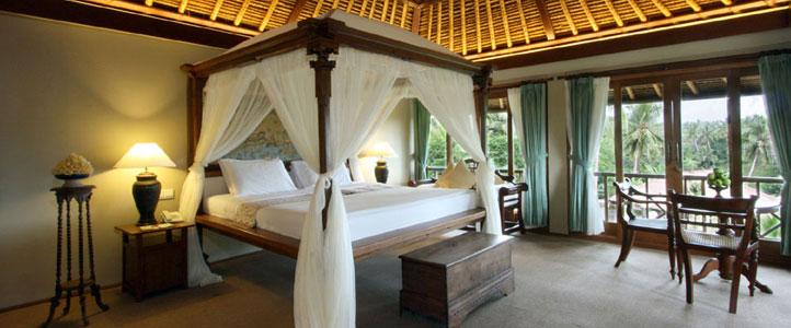 Bali Kamandalu Honeymoon Villa - Ubud Chalet