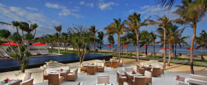 Bali Royal Santrian Honeymoon Villa - Dinner