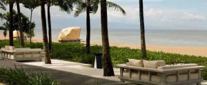 Bali Royal Santrian Honeymoon Villa - Pemandangan Pantai