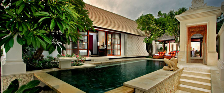 Bali Royal Santrian Honeymoon Villa - Private Pool