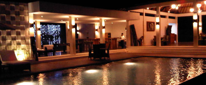 Lombok Kebun Villa Honeymoon - Pool Vila