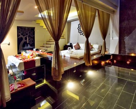 Bali 18 Suites Villas Honeymoon Package - Private Pool Villa