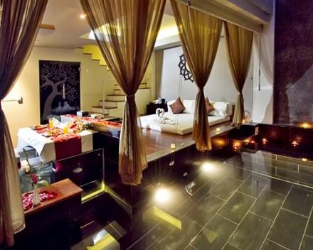 Bali 18 Suites Villas Honeymoon Package - Private Pool Villa