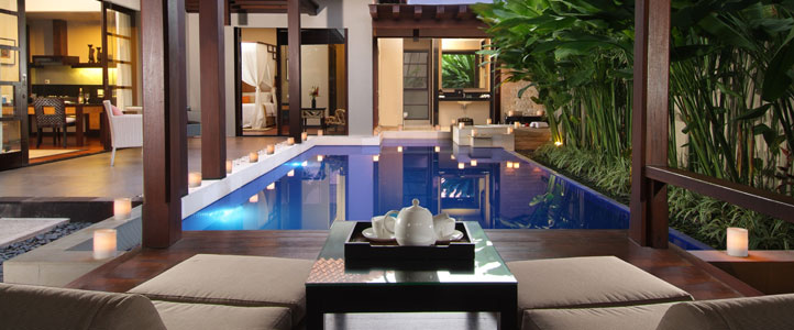 Bali De Daun Honeymoon Villa - Deluxe Pool Villa