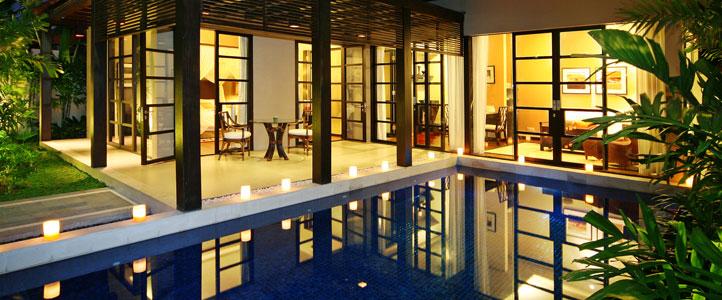 Bali De Daun Honeymoon Villa - Deluxe Pool