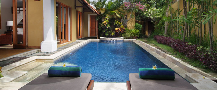 Bali De Daun Honeymoon Villa - Pool Villa