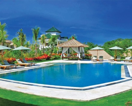 Bali Dreamland Honeymoon Villa - Relaxing