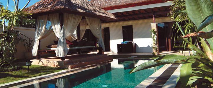 Bali Dreamland Honeymoon Villa - Romantic Pool Villa
