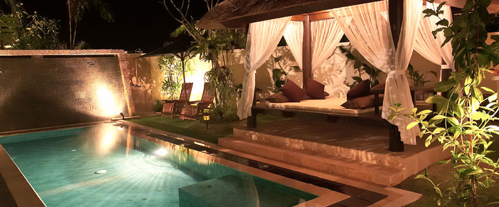 Bali Dreamland Honeymoon Villa - Romantic Villa