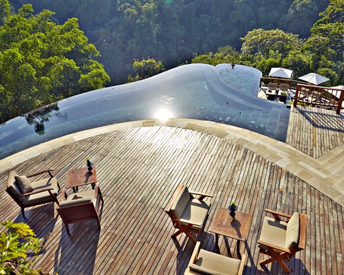 Bali Hanging Garden Ubud Honeymoon Villa
