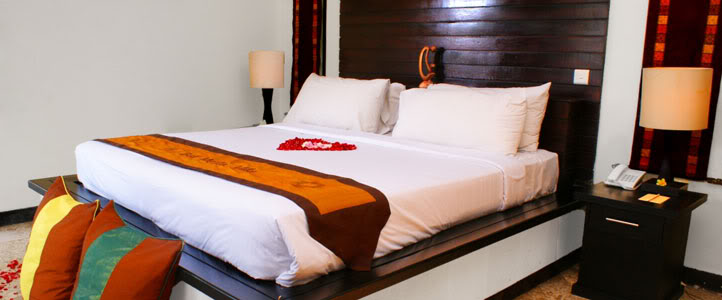 Bali Merita Villa Honeymoon Package - Flower Bed