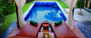 Bali Merita Villa Honeymoon Package - Gazebo Villa