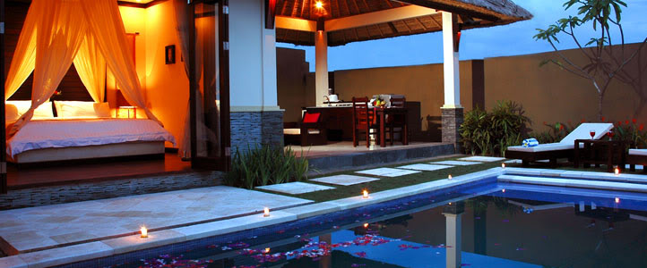 Bali Merita Villa Honeymoon Package - Private Villa