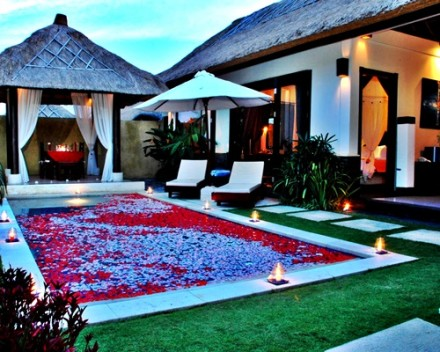 Bali Merita Villa Honeymoon Package - Romantic Honeymoon Villa