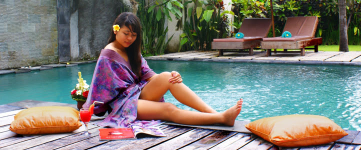 Bali Merita Villa Honeymoon Package - Villa Private Pool