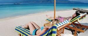 Lombok Villa Ombak - Beach Club
