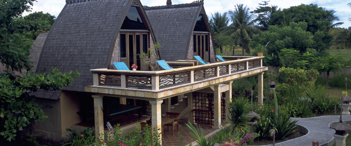 Lombok Villa Ombak - Lumbung Hut