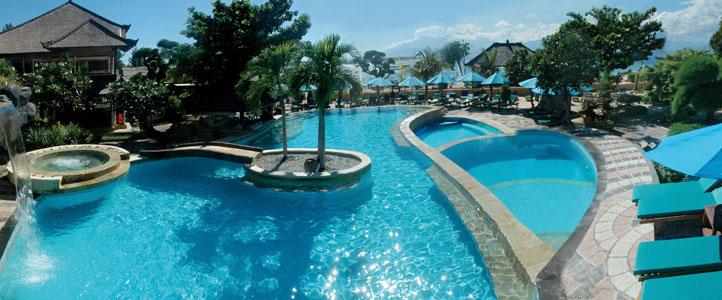 Lombok Villa Ombak - Main Pool