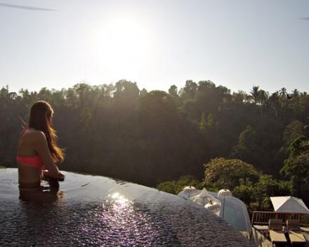 Bali Hanging Garden Ubud Honeymoon Villa - Romantic Pool Villa