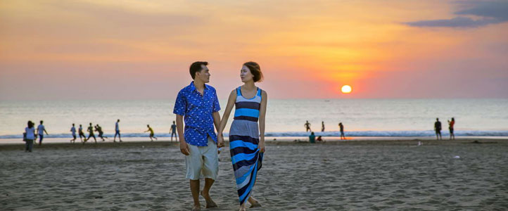 Bali Crown Astana Honeymoon Villa - Pantai Meno