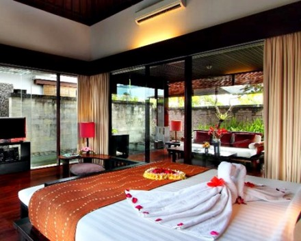 Bali Furama Xclusive Honeymoon - Large Bedroom Villa