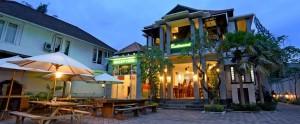 Bali Kubal Honeymoon Villa - Front Villa