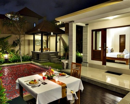 Bali Kubal Honeymoon Villa - Romantic Villa with Private Pool