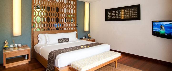 Bali Maca Seminyak Honeymoon Villa - Bedroom Villa