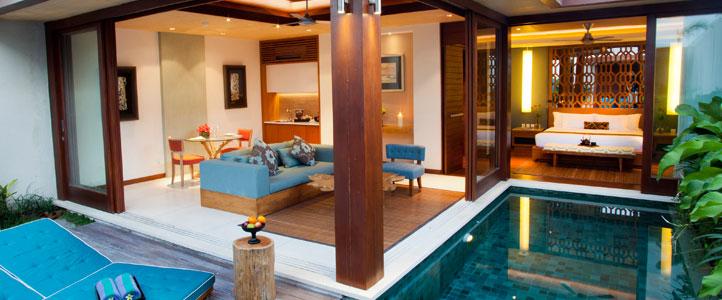 Bali Maca Seminyak Honeymoon Villa - Private Pool Villa