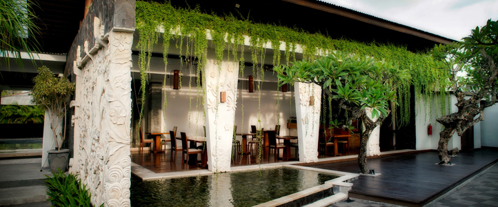 Bali Wolas Villa Honeymoon - Restaurant