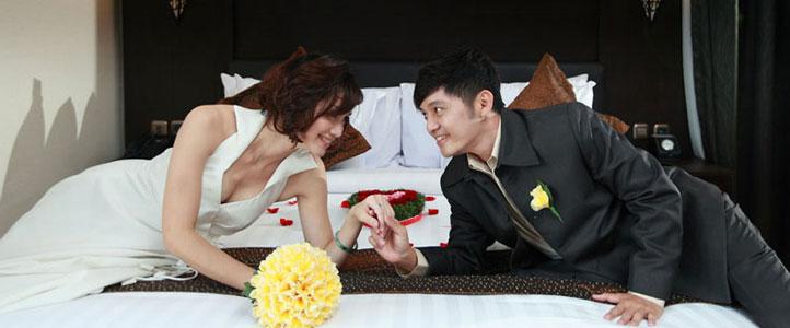 Bali Flamingo Dewata Honeymoon - Honeymoon Couple Villa