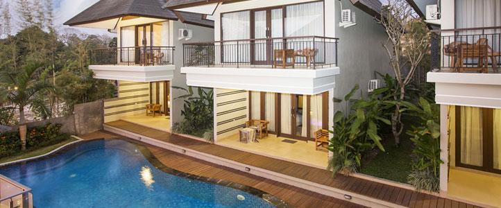 Bali Flamingo Dewata Honeymoon - Studio Room Villa
