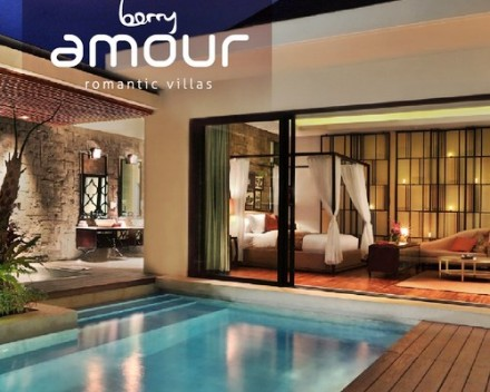 Bali Berry Amour Honeymoon - Villa