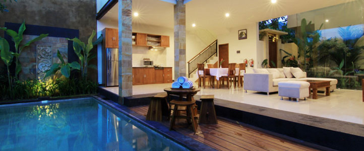 Bali Ardha Chandra Villa - Private Pool Villa