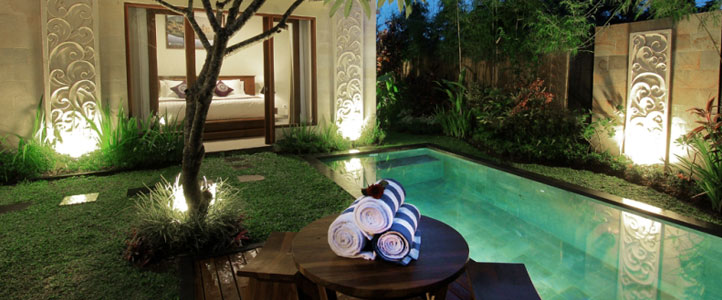 Bali Ardha Chandra Villa - Private Pool