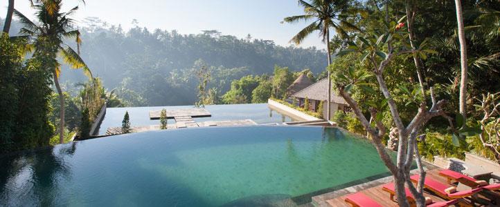 Bali Jannata Villa - Main Pool