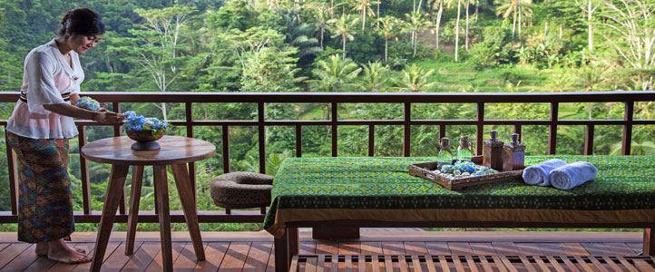 Bali Jannata Villa - Spa Treatment